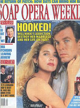 Soap Opera Weekly March 19, 1991