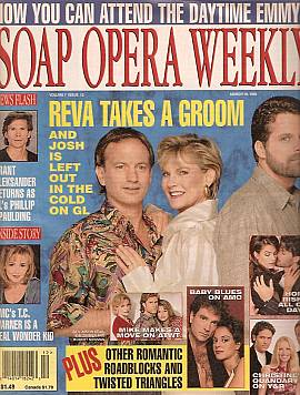 Soap Opera Weekly March 19, 1996