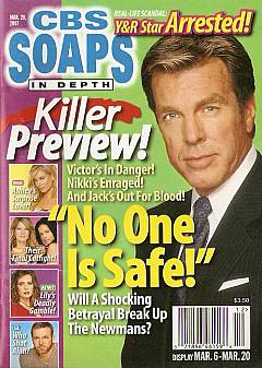 CBS Soaps In Depth March 20, 2007