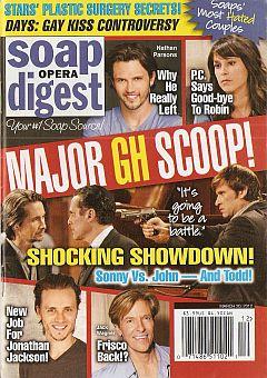 Soap Opera Digest March 20, 2012