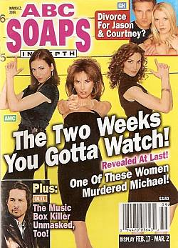 ABC Soaps In Depth March 2, 2004