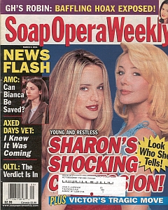 Soap Opera Weekly March 2, 2004