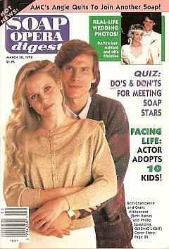 March 20, 1990 Soap Opera Digest