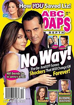 ABC Soaps In Depth March 21, 2011