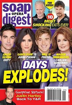 Soap Opera Digest March 2, 2020