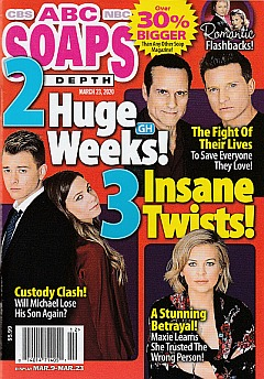ABC Soaps In Depth March 23, 2020