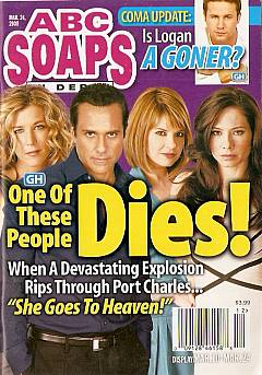 ABC Soaps In Depth March 24, 2008