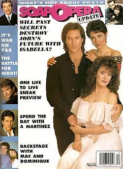 Soap Opera Update March 24, 1992