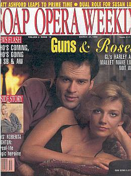 Soap Opera Weekly March 24, 1992