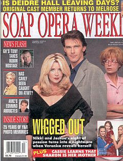 Soap Opera Weekly March 24, 1998