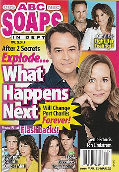 ABC Soaps In Depth March 25, 2019