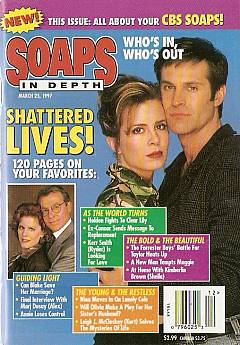 CBS Soaps In Depth March 25, 1997