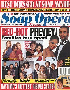 Soap Opera Magazine March 25, 1997