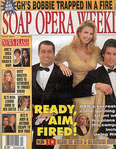 Soap Opera Weekly March 25, 1997