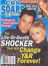 CBS Soaps In Depth March 26, 2002