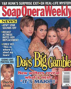 Soap Opera Weekly March 26, 2002