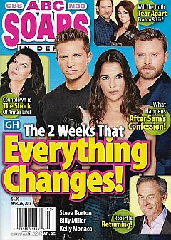 ABC Soaps In Depth March 26, 2018