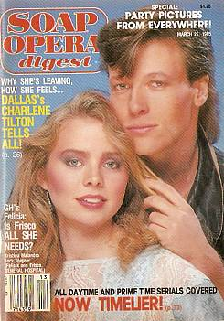 Soap Opera Digest March 26, 1985