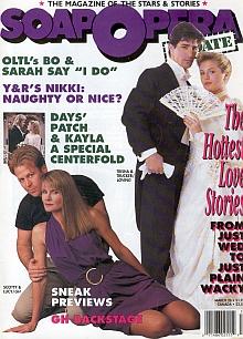 Soap Opera Update March 26, 1990