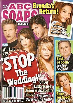 ABC Soaps In Depth March 27, 2007