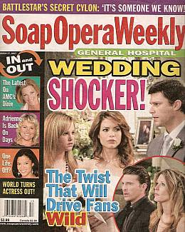 Soap Opera Weekly  March 27, 2007