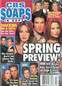 CBS Soaps In Depth March 28, 2000