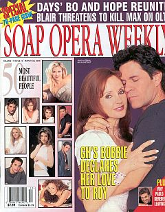Soap Opera Weekly March 28, 2000