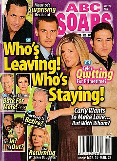 ABC Soaps In Depth March 28, 2006