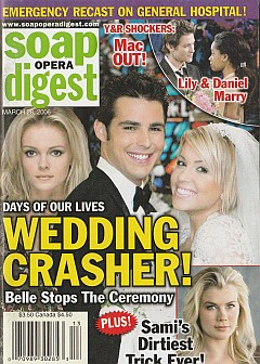 Soap Opera Digest March 28, 2006