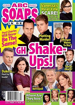 ABC Soaps In Depth March 28, 2016