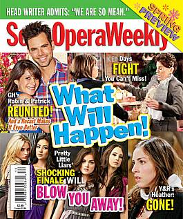 Soap Opera Weekly - March 29, 2011