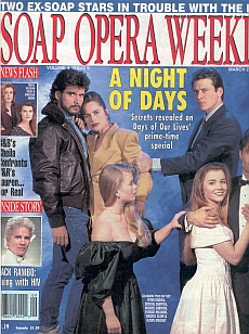 Soap Opera Weekly March 2, 1993