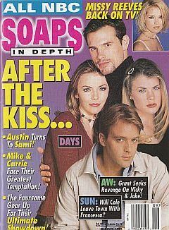 March 2, 1999 issue of NBC Soaps In Depth magazine