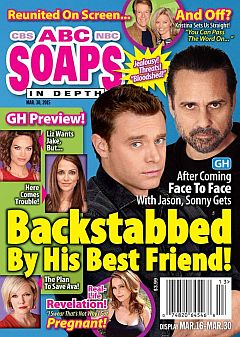 ABC Soaps In Depth March 30, 2015