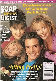 March 30, 1993 Soap Opera Digest