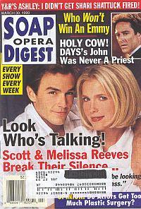 Soap Opera Digest - March 30, 1999