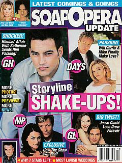 Soap Opera Update March 30, 1999