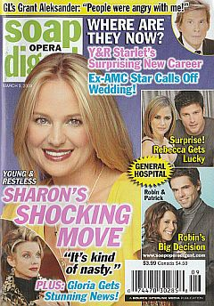 Soap Opera Digest March 3, 2009