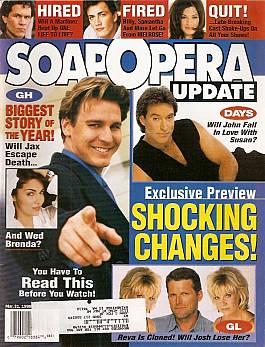 Soap Opera Update March 31, 1998