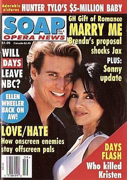 Soap Opera News March 3, 1998