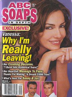 ABC Soaps In Depth March 4, 2003