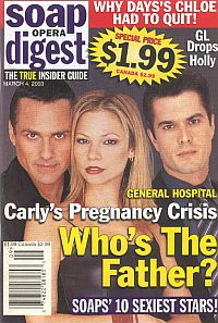 Soap Opera Digest March 4, 2003