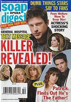 Soap Opera Digest March 4, 2008