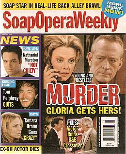 Soap Opera Weekly March 4, 2008