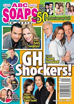 ABC Soaps In Depth March 4, 2013