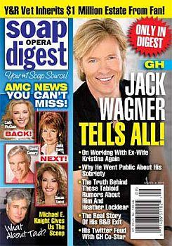 Soap Opera Digest March 4, 2013