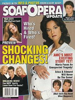 Soap Opera Update March 4, 1997