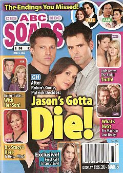 ABC Soaps In Depth March 5, 2012