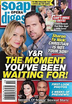Soap Opera Digest - March 5, 2018