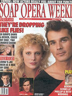 Soap Opera Weekly March 5, 1991